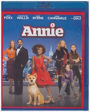 ANNIE (Blu-ray, 2015)