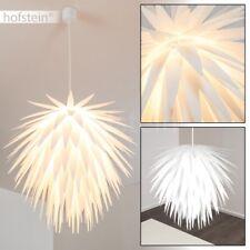 Lampe à suspension Plafonnier Lustre de cuisine Lampe pendante blanche 168027