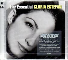 GLORIA ESTEFAN - THE ESSENTIAL - 2 CD (NUOVO SIGILLATO)