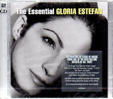 GLORIA ESTEFAN - THE ESSENTIAL - 2 CD (NUOVO SIGILLATO)