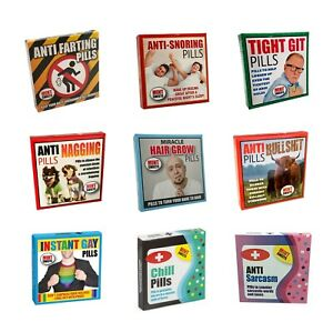 First Aid Mint Sweets Pills (Anti Fart, Snoring, Tight Git or Hair Grow etc)