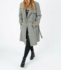 LOVEDROBE STORM FLAP TIE WAIST TAILORED TRENCH COAT - SIZE UK22 , BNWT