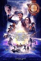 NEW READY PLAYER ONE 1 SPIELBERG FILM MOVIE ORIGINAL CINEMA PRINT PREMIUM POSTER