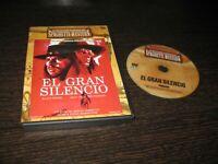 Il Grande Silenzio DVD Klaus Kinski Jean Louis Trintignant