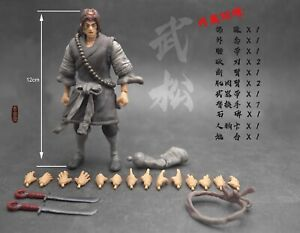 """Water Margin 108 Heroes Wu Song """"Pilgrim"""" New !!"""