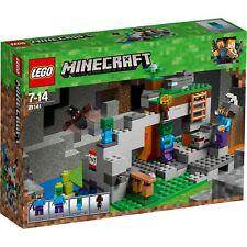 Lego Minecraft Zombiehöhle, Konstruktionsspielzeug