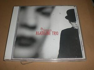 CD ALKALINE TRIO - CRIMSON - VAGRANT UK 2005 - EMO PUNK