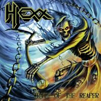 HEXX - WRATH OF THE REAPER   CD NEW