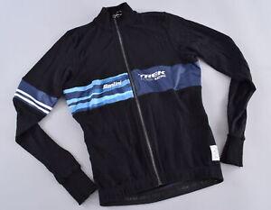 Santini Wool Heritage Long Sleeve Jersey Men's XS Trek Factory Racing Pro Team