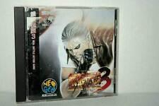 FATAL FURY 3 GIOCO USATO NEO GEO CD EDIZIONE GIAPPONESE MG1 45446