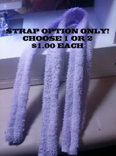 Strap Option for Wrap ***Order only if you want to add to your Wrap***
