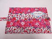 No olvide Floral Rosa Diary nota Libro to do list Cubierta Protectora De Regalo # 12d234