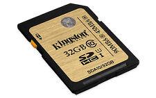 Kingston 32gb SDHC Class 10 Uhs-i Ultimate Flash Card