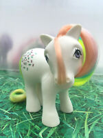 My Little Pony G1 Confetti UK / Euro Vintage Hasbro 1983 Collectibles MLP * VGC