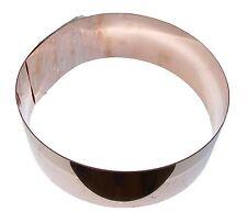 """NEW 3"""" x 60"""" Copper Sheet - 16 oz - metalwork craft - 24 gauge"""