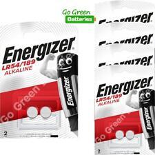 10 Energizer LR54 1.5 Volt Alkaline Battery 189 V10GA GP189 L1131 LR1130 A120