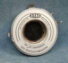ILEX No. 3X UNIVERSAL SHUTTER ONLY FROM OSCILLO-PARAGON