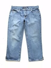 Nautica Jeans Company Womens Crop Jeans Size 10