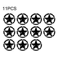 Hot UK Army Military Star Car Sticker Decal for Car / Truck /Jeep Wrangler