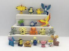 Pokemon Pikachu Action Figures Set of 19 Pieces Brand New