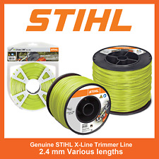 STIHL 2.4mm X-Line Trimmer Cord / Line - GENUINE