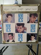 Nkotb Chest Locker Storage Box New Kids on the Block collectable vintage classic