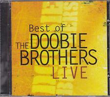DOOBIE BROTHERS - the best of....live CD