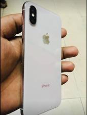 Used iPhone X 64GB Silver (Sprint) Unlocked USA Version A1865 (CDMA + GSM)