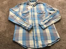 LEVIS WESTERN WEAR ITALY S 100% COTTON LONGHORN BUTTON DOWN SHIRT MENS NWT $198