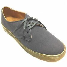 Dr. Martens Canvas Upper Lace-up Casual Shoes for Men
