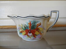 "Royal Doulton ""Orchid"" Gravy Boat D5215 Made In England 1930s"