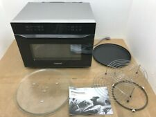 Samsung Convection Microwave CounterTop Black Oven MC12J8035CT /AA ✅ ❤️️ New NOB