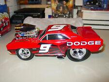 MUSCLE MACHINES KASEY KAHNE #9 NASCAR 1968 DODGE HEMI DART 1/1,008 MOPAR NOS