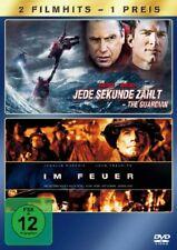 Jede Sekunde zählt - The Guardian/Im Feuer  (DVD)   New
