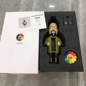 Takashi Murakami Figurine Garage Set Trend  3D Figures NEW