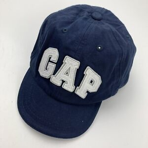 Baby Gap Toddler Ball Cap Hat Fitted S/M Baseball