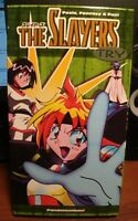 "2000 NIP THE SLAYERS TRY ""PANDEMONIUM!"" ANIME VHS VIDEO ENGLISH DIALOGUE #3T"