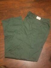 T-196 True Vintage Detroit Overall mfg co Sanforized union made 27×32 pants 100%