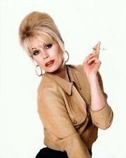 "JOANNA LUMLEY (Absolutely Fabulous) Patsy gorgeous 8""x10"" Glossy Photo"