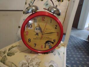 Vintage clock working