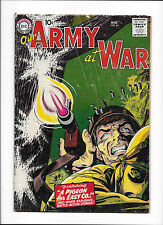 """OUR ARMY AT WAR #61  [1957 GD-VG]  """"A PIGEON FOR EASY CO.!"""""""