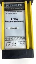 FIESSLER ELEKTRONIK LSRA 106840 Relaiserweiterung Relais