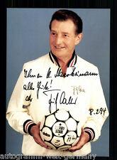 Fritz Walter DFB Weltmeister 1954 TOP AK Original Signiert + A 54927