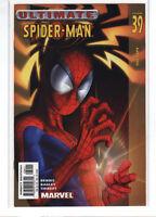 ULTIMATE SPIDERMAN #39 Brian Bendis Mark Bagley 9.6
