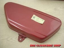 NOS Yamaha RS100 RS125 Side Cover RED / P/N  463-21711-01-A9 GENUINE JAPAN