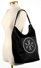 Tory Burch Handbag  AUTH Stacked Logo Hobo / Tote Bag Retail Value $295 NWT