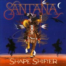 Santana Album Rock Import Music CDs & DVDs