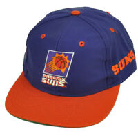 Phoenix Suns Dead Stock Vintage Old Snapback Hat Cap Purple Flat Bill Basketball