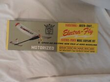 Aristo Craft Electra Fly Model Airplane Kit
