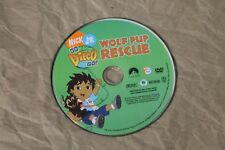 USED Go Diego Go!: Wolf Pup Rescue DVD (Disc Only!!) Canadian Seller!!